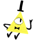 Pagedoll - Bill Cipher by Legend-Mystery