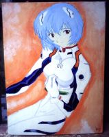 Rei Ayanami by Ivy-Mauve