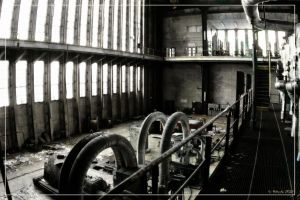 Lost industrial cathedral by 0-Photocyte