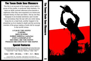 (DVD) The Texas Chain Saw Massacre (Textless) by LeviBoldock