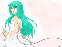 hatsune miku just be friends by katun-sama