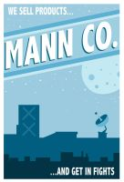 Mann Co. 2 by SoludSnak