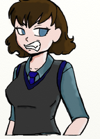 My HOL ID Picture by Writer-Colorer