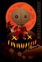Trick 'R Treat -- Sam by jeremyrscott