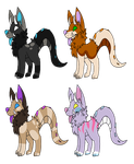 Monster Adopts- Open by CatConspiracy