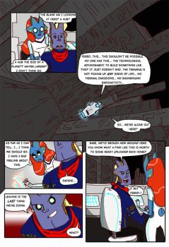 The Redbook Prologue Page 3 by rockpopple