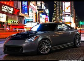 Nissan 350z by VaroDesign