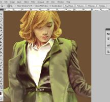 WIP3 gorgeous taeyeon by anosa228