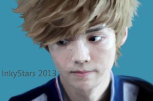 Luhan from EXO-M by InkyStars