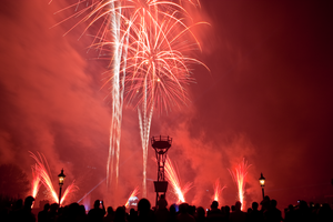 Epcot Illuminations Stock 52 by AreteStock