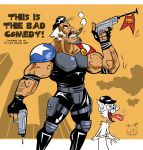 Bad Comedy by Garvals