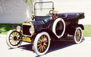 ford model t by blwautosports