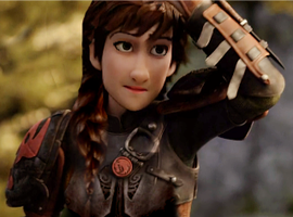 Female Hiccup by IAmZBEST