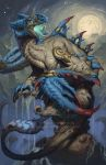 2014 Zodiac Dragons - Cancer by The-SixthLeafClover
