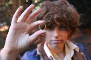 Bilbo and his Ring Closeup by grimmons88