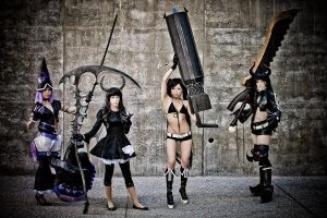 BRS Demons and Saviours by Xxfruit-cakexX