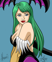 Morrigan - December 2006 by bratchny