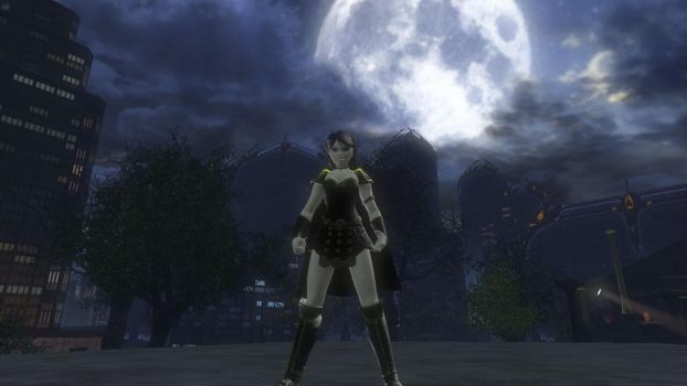 DCUO Xena by delphinepryde84