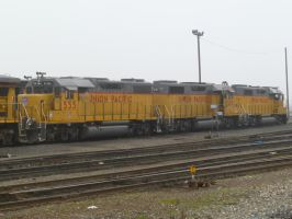 The three stooges by BNSF