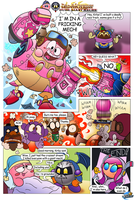 DAK - Kirby's Robobot by MarkProductions