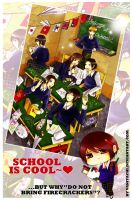 + School is cool by vanitachi