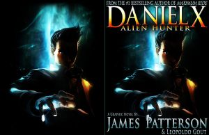 Book Projects: Daniel X by sundang