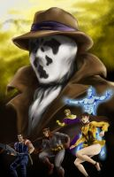 Watchmen by Oshouki