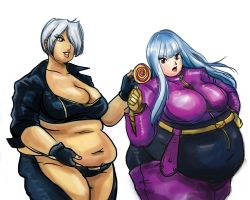 Angel Kula and Candy by TheAmericanDream