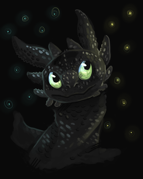 Toothless by Epicratis