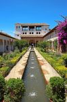 Alhambra Gardens - A Flowery Court by AgiVega