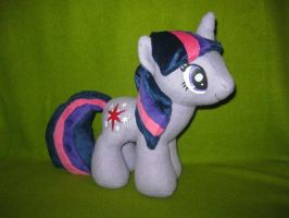 Twilight Sparkle Plushie by Nethilia
