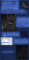 Glowing Eyes Tutorial by WotW-Comic