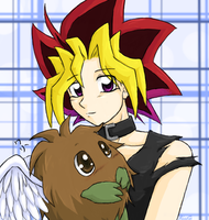 .:Pretty Yugi:. by EvilChibiNic