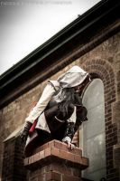 Assassin's creed 2 ezio photoshoot by Mandi180sx