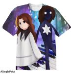 .: Deemo - Game Grumps T-shirts :. by ASinglePetal