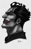 Joker sketch and video by ErikVonLehmann