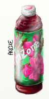 Arizona Bottle by Roguelucifer
