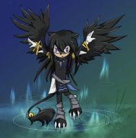 Silph The Griffin by Lithiel
