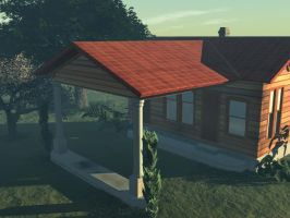 house 3d by klops05