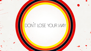 Don't Lose Your Way by betamax777
