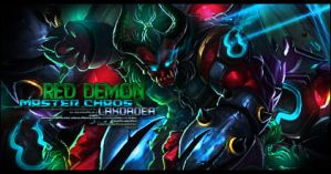red demon by LaxOrder