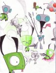 Gir Collage by TresMaxwell