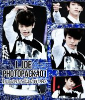 L.Joe (TEEN TOP) - PHOTOPACK#01 by JeffvinyTwilight