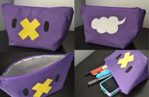 Drifloon Zipper Pouch by lemontuned