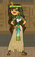 Summer as Cleopatra by Summer2267