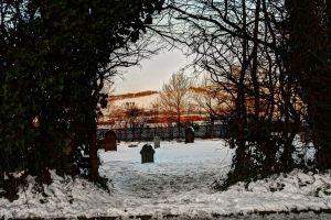 Cemetery View... by TheBaldingOne