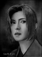 Transylvania. Gackt by Lisa-Of-The-Moon