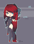 (CLOSED) Pokegijinka Adopt 007 by Mikarugi