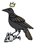 Crow for ID by cawsy