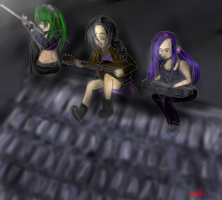 Band by SgtSteffi